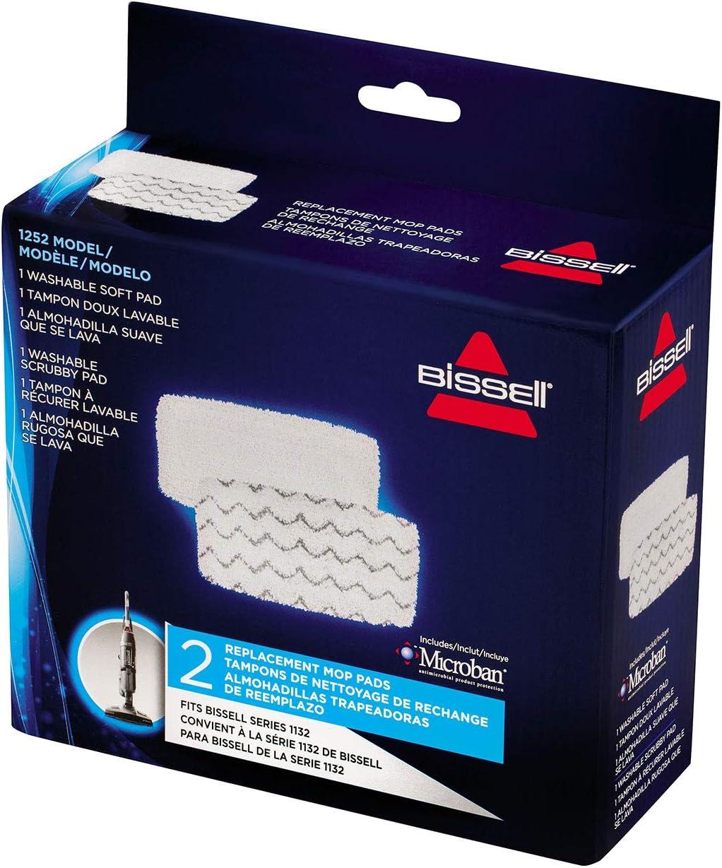 Bissell Vac/&Steam Pa/ño para aspiradora Blanco