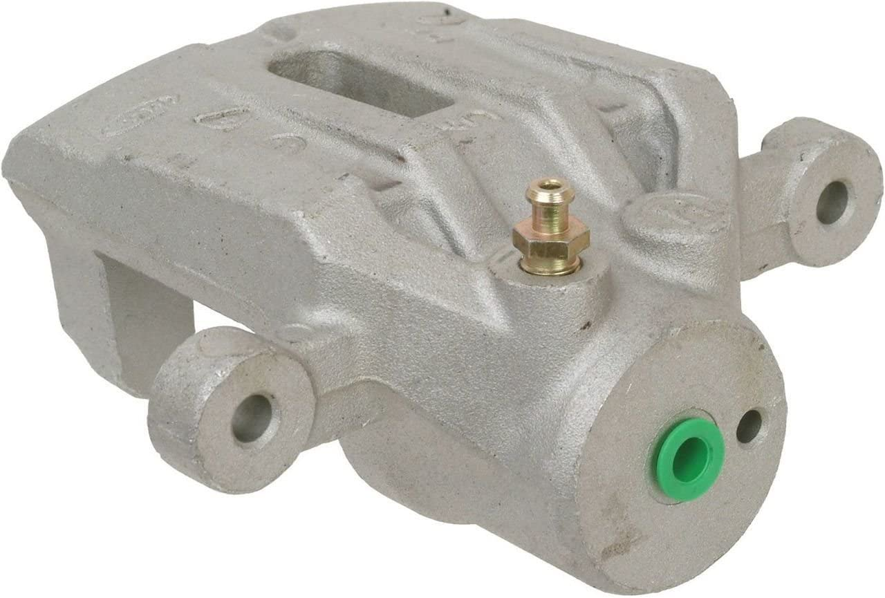 Brake Caliper Cardone 19-3336 Remanufactured Import Friction Ready Unloaded