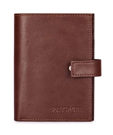 a021483245 The Clownfish Magnifico Faux Leather Travel Wallet, Wallet for Mens,  Passport Wallet, Passport