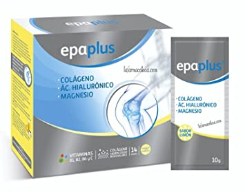 PEROXFARMA Epa Plus - Collagen Hyaluronic Magnesium Monodosis 14 Days Envelopes, color 0