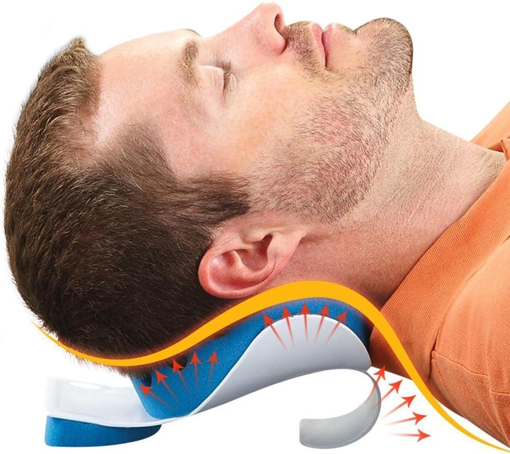 Amazon Com Bodyhealt Tmj Pain Relief Pillow Neck Shoulder
