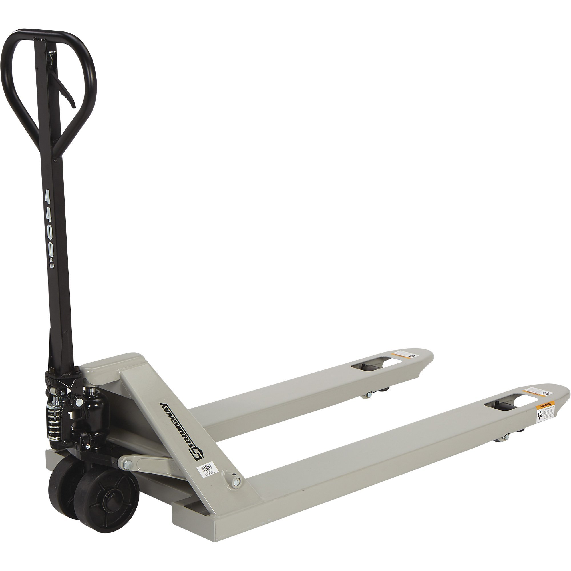 Strongway Pallet Jack - 4400-Lb. Capacity