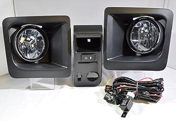 GMC Sierra Pickup Fog Light Wiring Harness 2014 to 2016