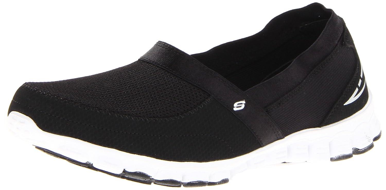 Skechers EZ Flex Take-It-Easy Damen Sneakers  35 EU|Schwarz (Bkw)