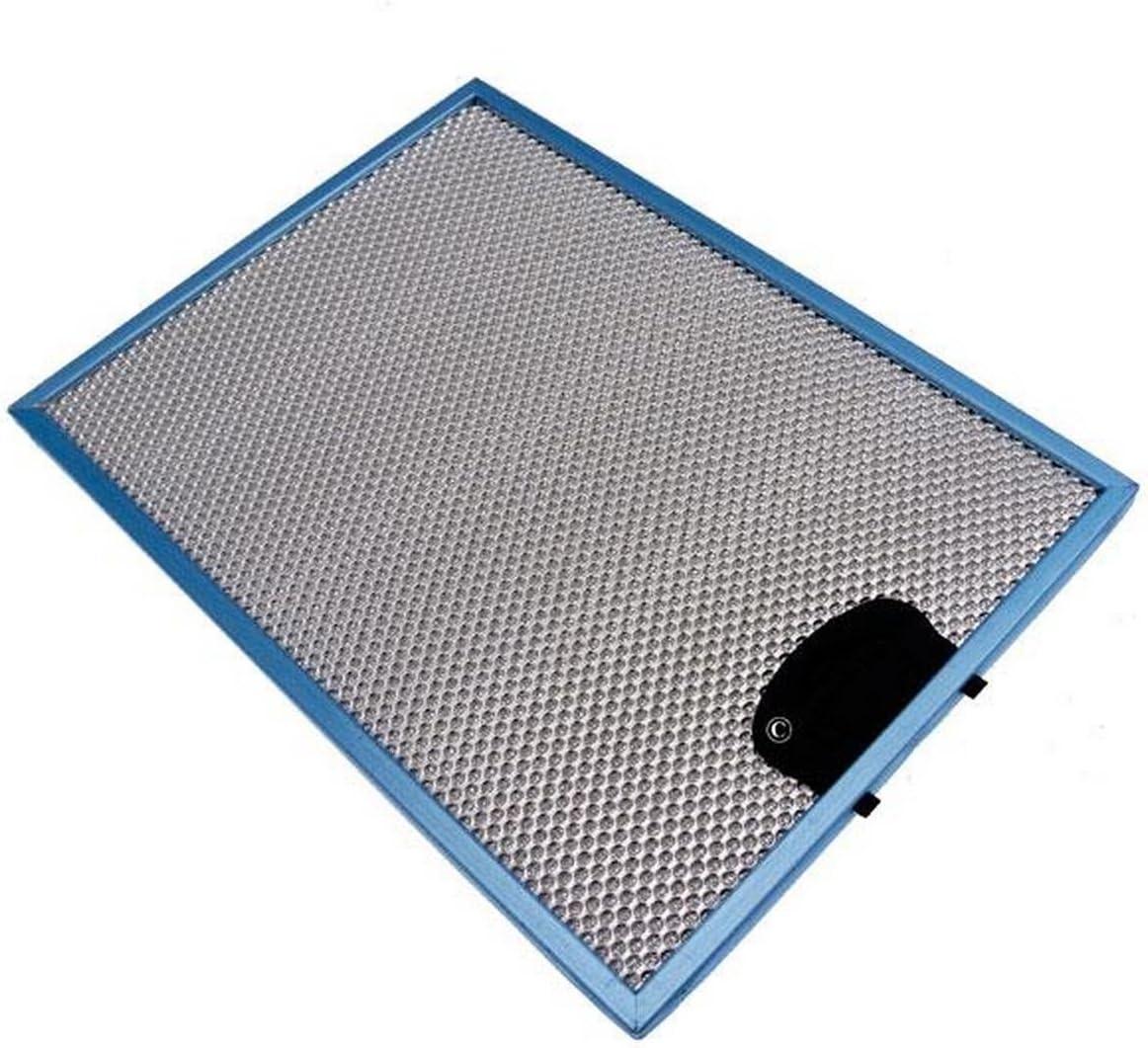 Filtro Metal anti grasa (328 x 240 mm) (a la Unite) para campana Brandt, S: Amazon.es: Hogar