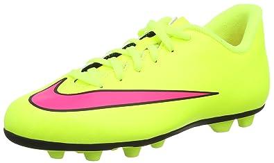e827b09f2257 Nike JR Mercurial Vortex II Kid s Soccer Shoe (2.5 Youth M