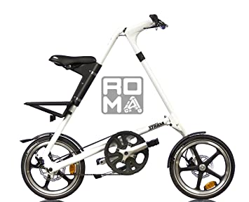 Strida White – Bicicleta plegable