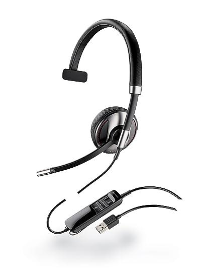 Amazon Com Plantronics Blackwire C710 Wired Headset