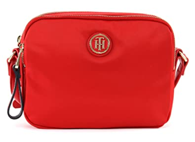 46a40a15023c Image Unavailable. Image not available for. Colour  TOMMY HILFIGER Poppy  Crossover ...