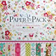 Eno Greeting Decorative Card Making Scrapbooking Paper Pack (24 Patterned Sheets+3 Die Cut Sheets)