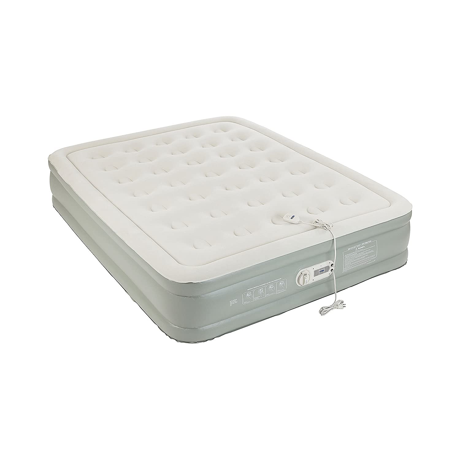 AeroBed Premier Double-High Queen Air Mattress