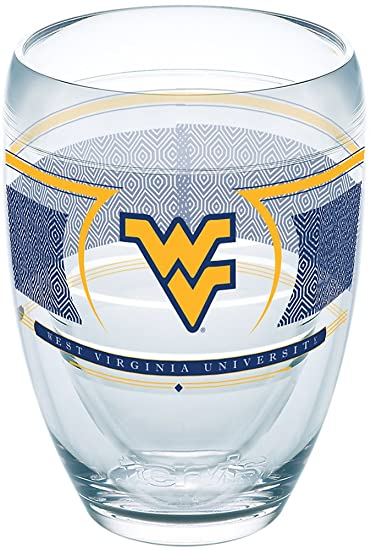 2c68dfc4219 Image Unavailable. Image not available for. Color: Tervis 1230259 NCAA West  Virginia Mountaineers Reserve Tumbler ...