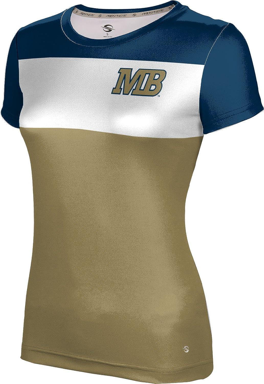 Prime California State University Monterey Bay Girls Performance T-Shirt