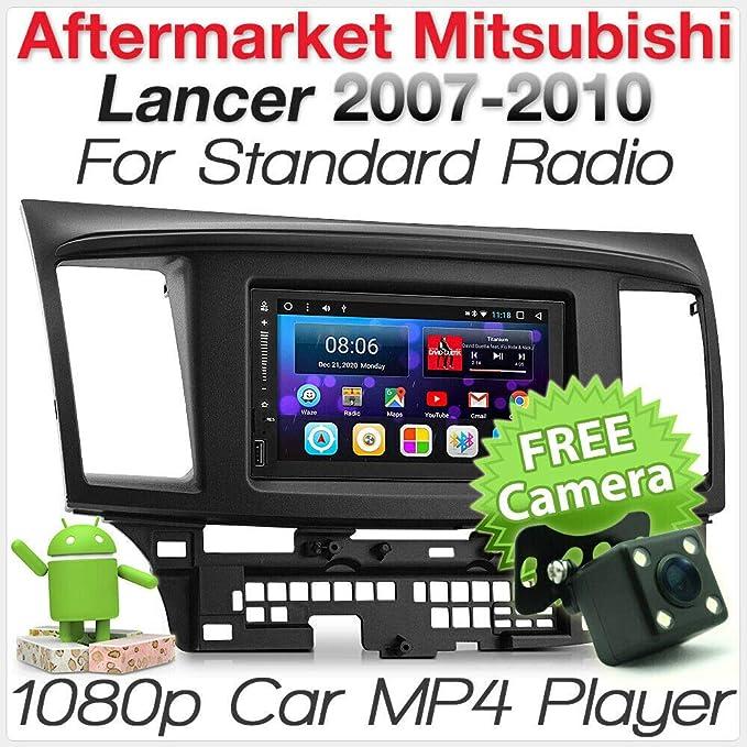 Reproductor de MP3 para Coche Android Mitsubishi Lancer CJ; Unidad ...