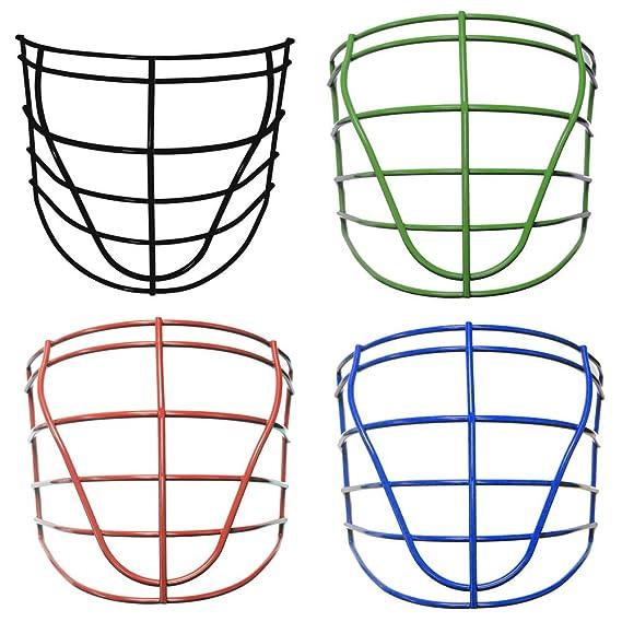 Gait G7 Pro Box Lacrosse máscara de jaula color azul: Amazon.es ...