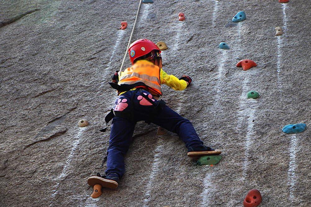 WCYBELT Arnés Cuerpo Completo Niño Cinturón Escalada Al Aire ...