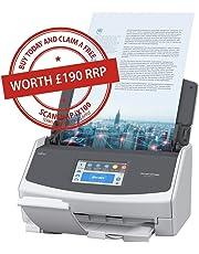 Fujitsu ScanSnap iX1500 600 x 600 DPI ADF + Manual feed scanner Bianco A4