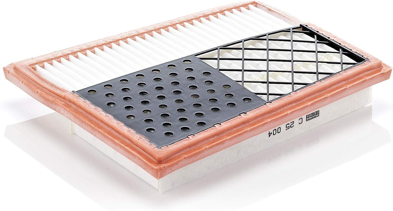 Original Mann Filter Luftfilter C 25 004 Für Pkw Auto