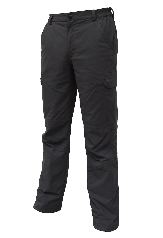 Maul Herren Outdoorhose mit Fleecefutter Laber, dark grau 48-60