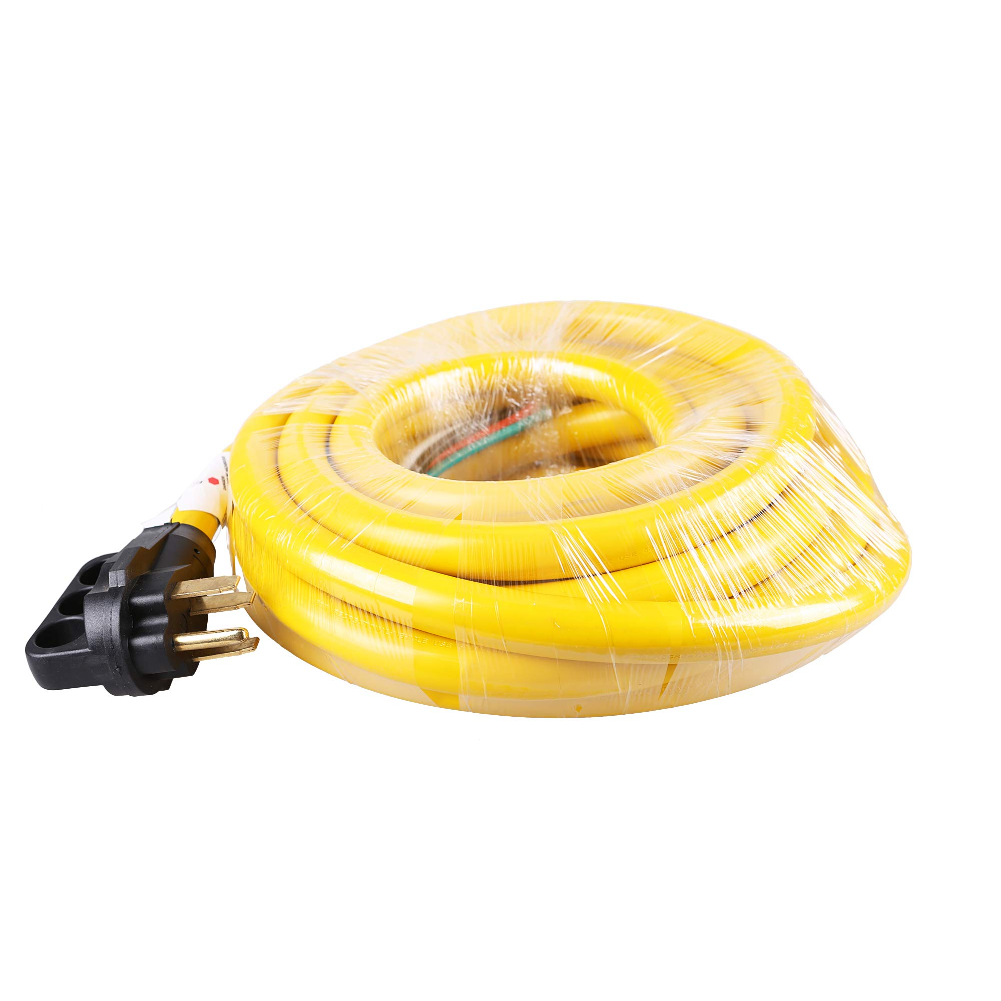 30 Ft 50 Amps RV Trailer Power Extension Cord