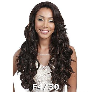 BobbiBoss Lace Front Wig - MLF-133 LOTUS (F1B/30)