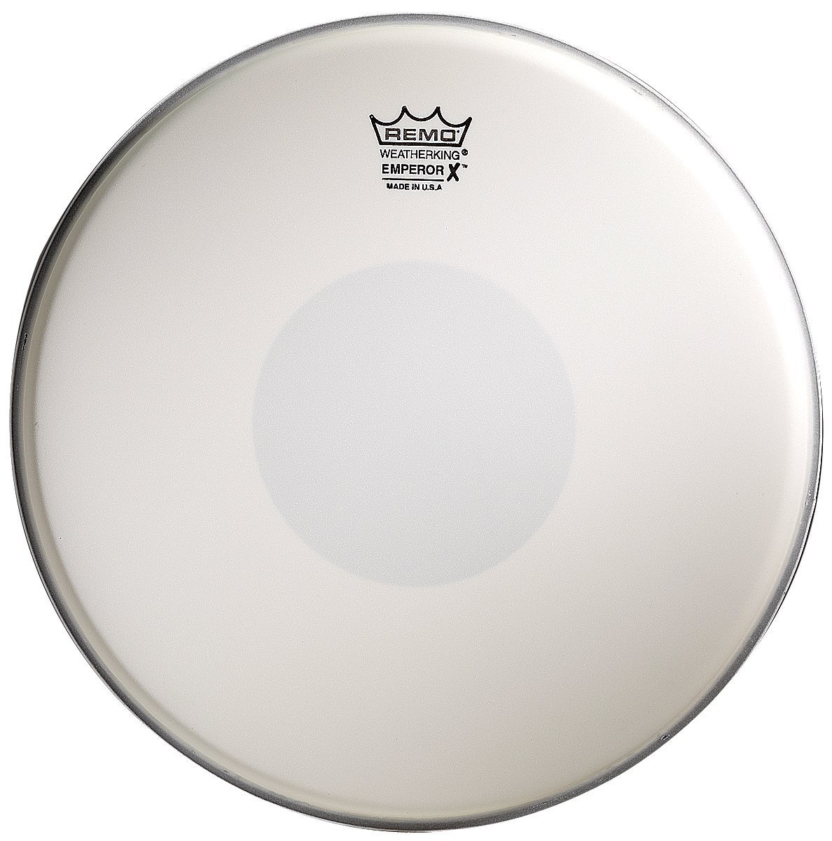 remo emperor x coated snare drum head 14 inch free shipping 692756722239 ebay. Black Bedroom Furniture Sets. Home Design Ideas