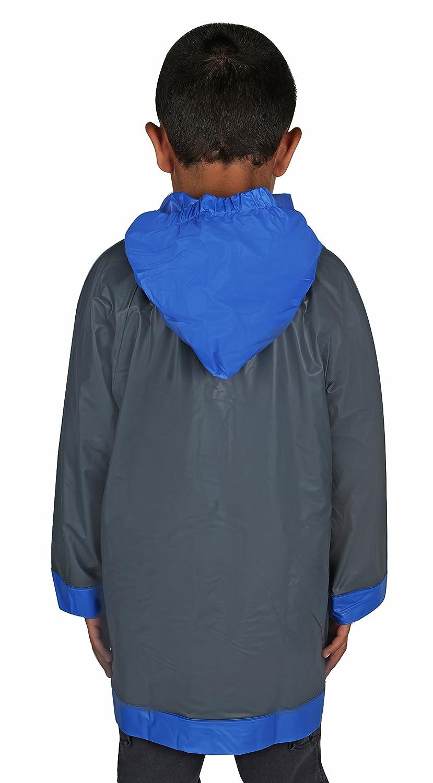 DC Comics Little Boys Batman Waterproof Outwear Hooded Rain Slicker Toddler