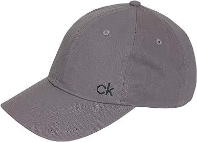 Calvin Klein 2020 Classic Gorra Ajustable de algodón con 6 Paneles ...