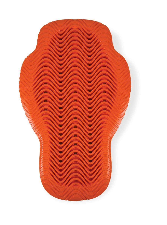 HMK Men's Viper Back Panel (Orange, One Size)