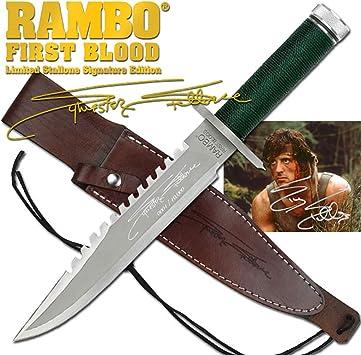ANGEBOT Rambo Messer John Rambo 1 und 2 Set Signature Edition .