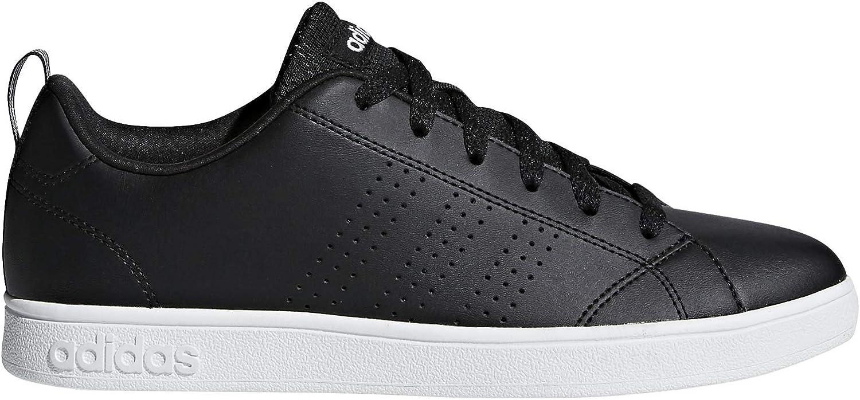 Adidas advantage cl qt amazon shoes neri scarpe da tennis