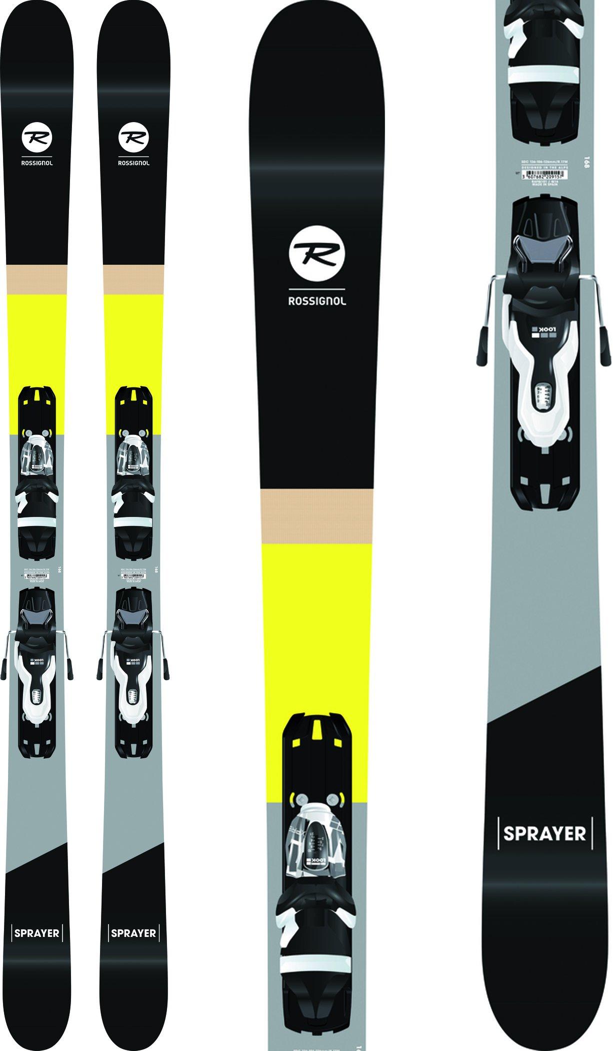 Rossignol Sprayer Skis w/Xpress 10 Bindings Mens