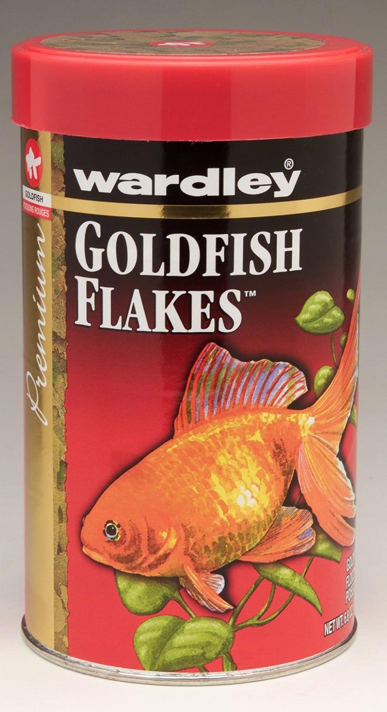 Wardley Goldfish Flakes, 6.8 oz