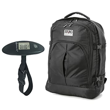 Aerolite 44L Ryanair Maximum 55x40x20 Cabin Allowance Backpack Rucksack  Approved Hand Luggage Travel Bag Flight Bag f54311fbaf