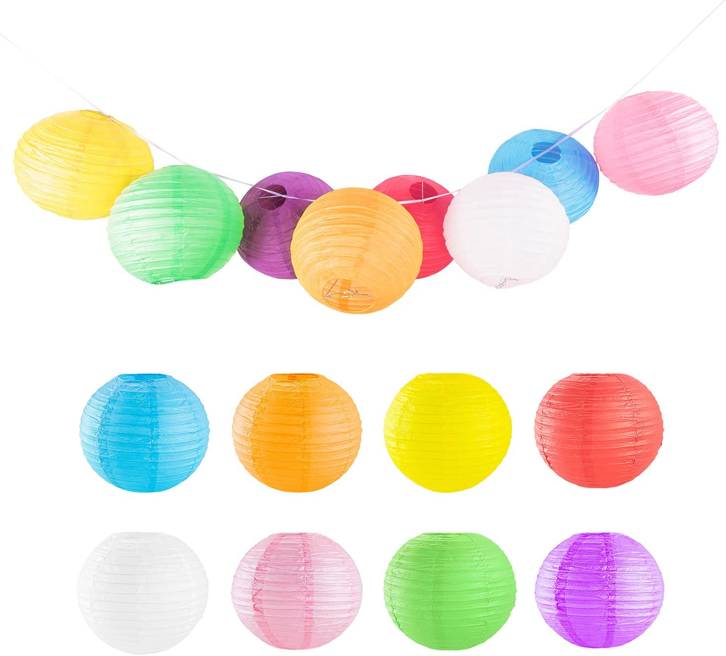 """Turquoise 10 pcs 16/"""" inch Chinese Paper Lantern Wedding Party Event bu"""