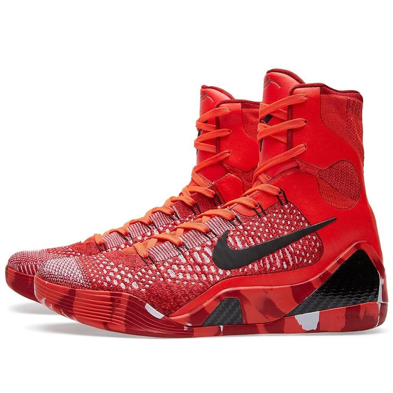 Amazon.com | Nike Kobe IX 9 Elite Strategy Knit Stocking 630847-600 ...