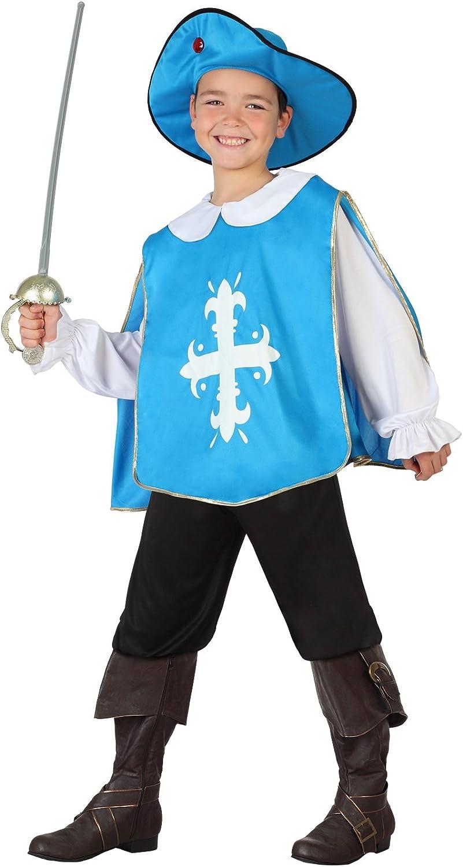 Atosa - Disfraz de mosquetero, talla L, 7-9 años (111-26822 ...