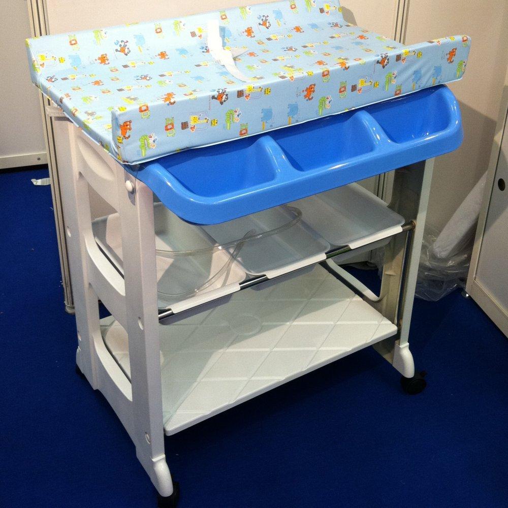 Amazon.com : Karibu Baby Karibu Baby Changing Station, Blue : Baby