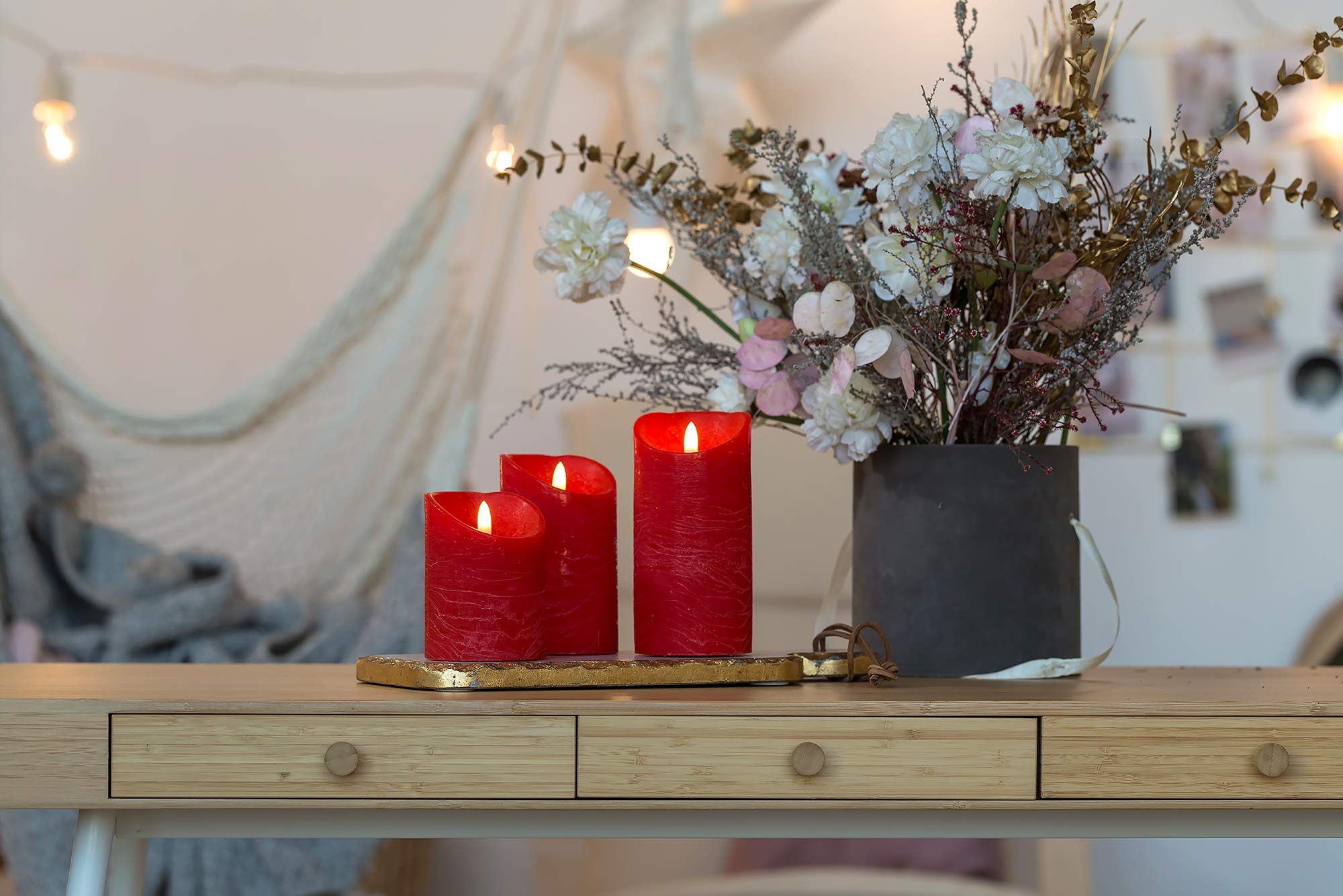 Venta LED Candles, Red by Venta (Image #4)