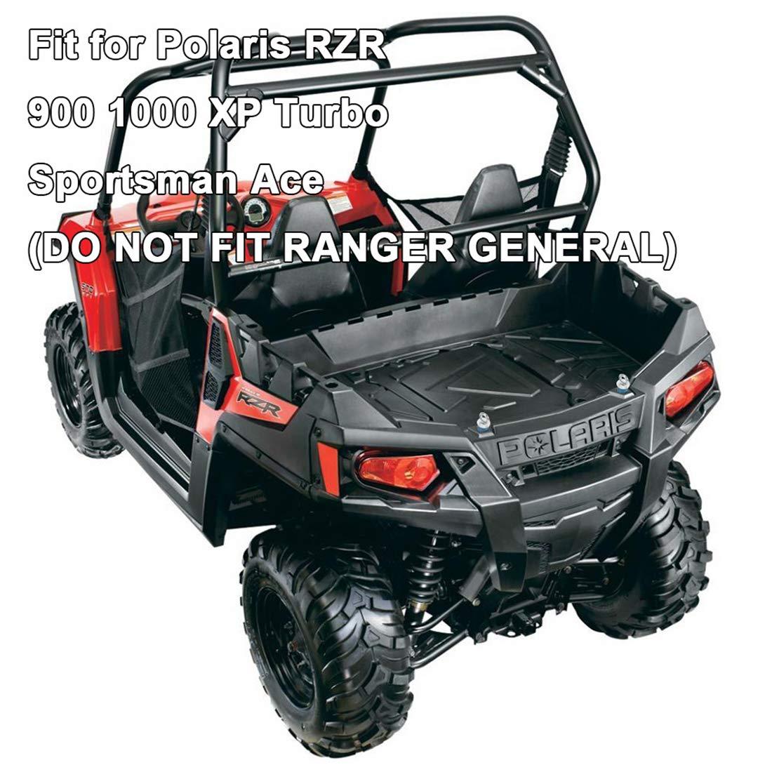 Amazon.com: KIWI MASTER Tie Down Anchors Compatible for Polaris RZR 900 1000 XP Turbo Sportsman Ace, Lock & Ride ATV Anchor (Not Fit Ranger): Automotive