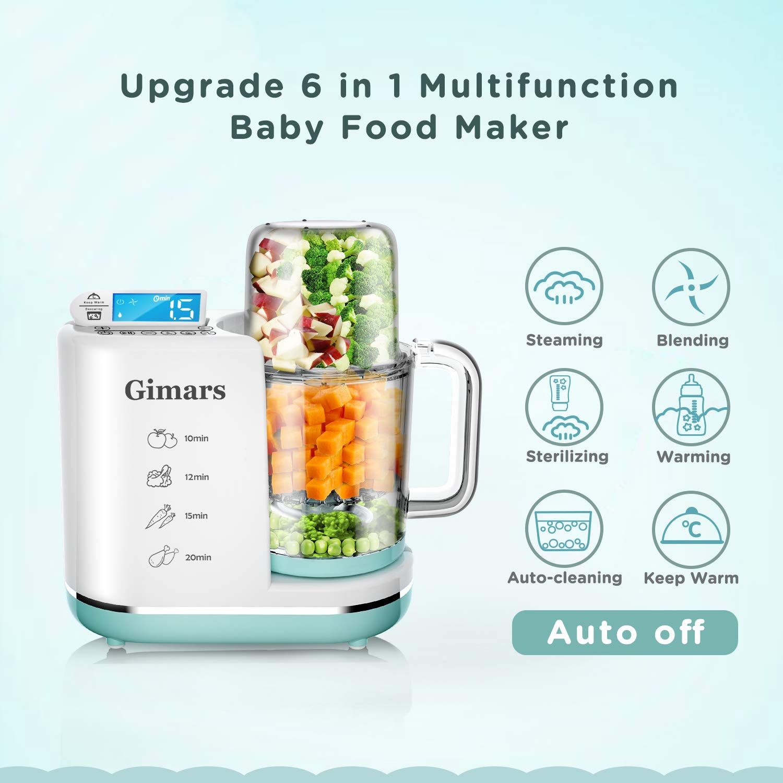 Gimars Baby Food Cooker