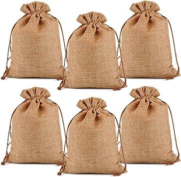 Amazon.com: Lucky Monet 25/50/100 bolsas de regalo de ...