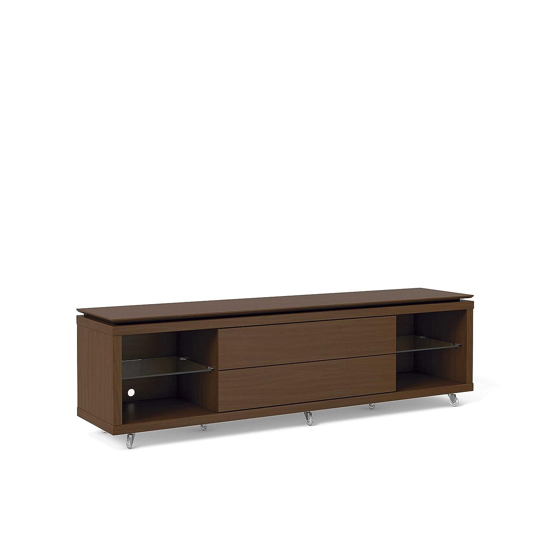 HomeRoots - Mueble para televisor (Ruedas de Silicona), Color ...