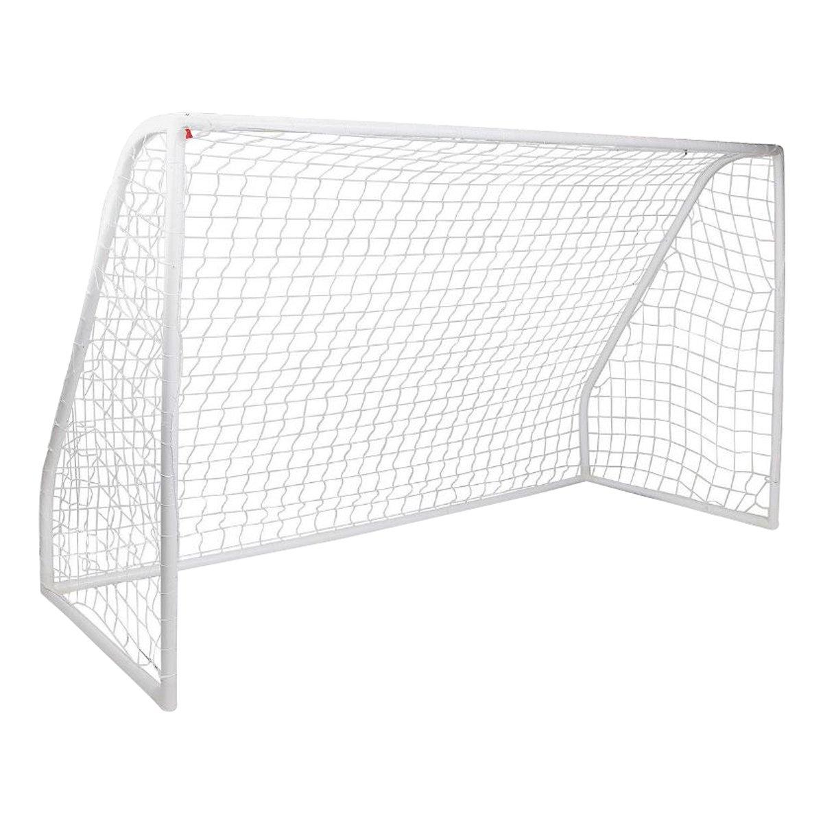 Bentley Sports - Tragbares Fußballtor mit Netz, Haken & Heringen - 3 ...