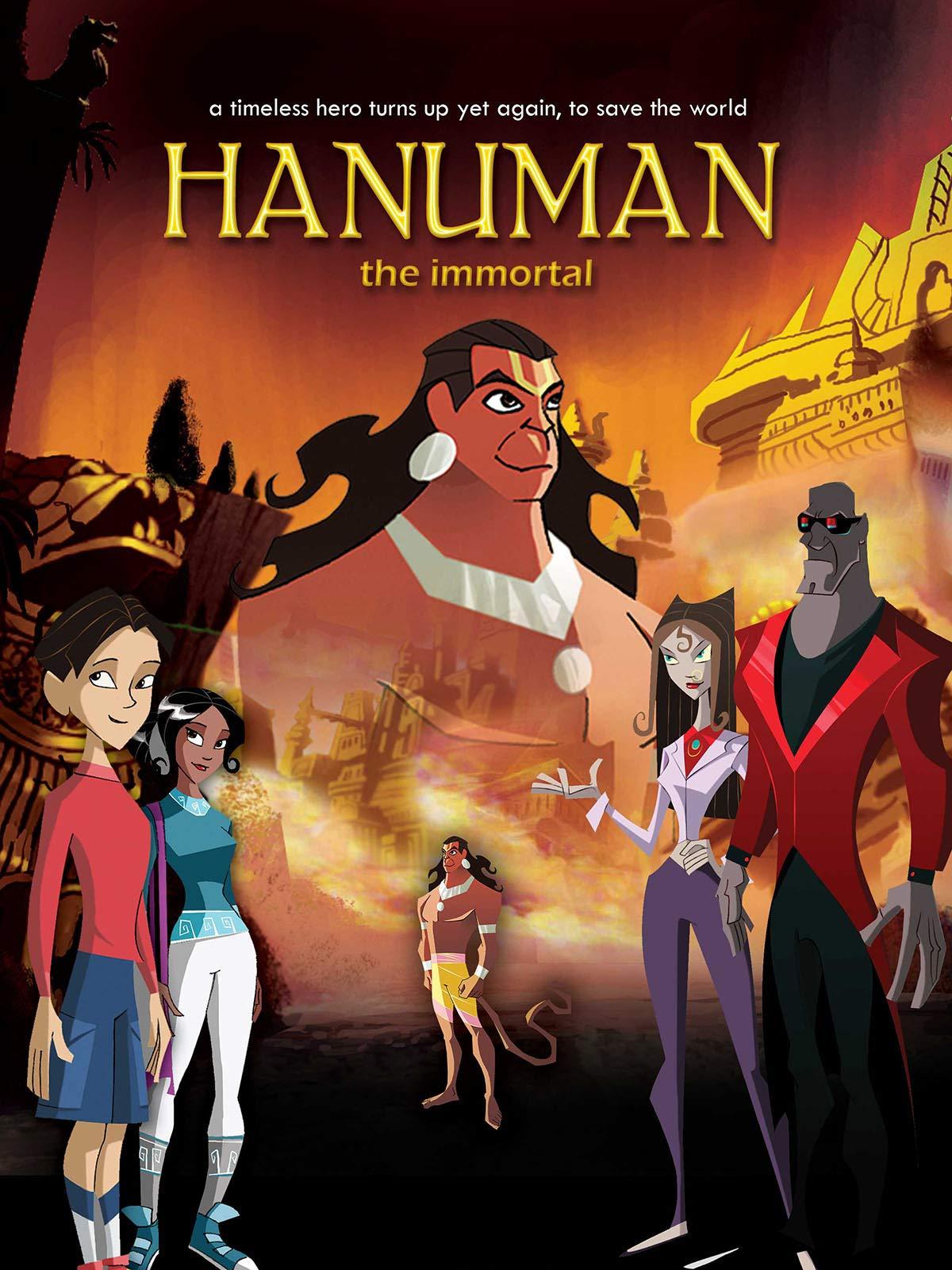 Hanuman the Immortal-1