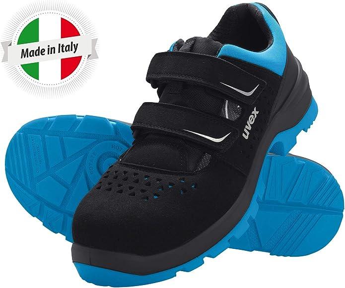 Uvex 2 Xenova, sandali da lavoro Geloche S1, da uomo: Amazon
