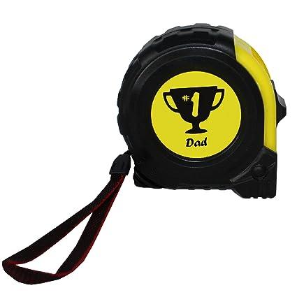 Cinta métrica para el mejor padre del mundo - regalo ideal ...