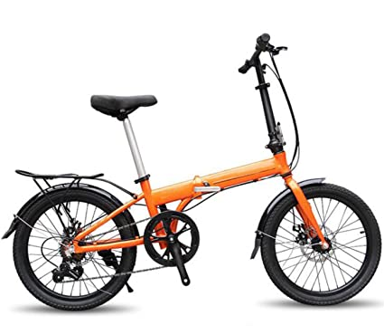 Aleación De Aluminio Plegable De La Bicicleta 20 Mini Niños Y Niñas De Los Niños Bici