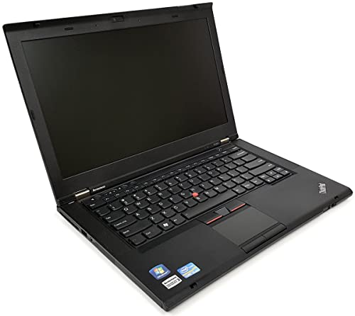 "Lenovo T430 Laptop, Intel Core i5 [3320M] 2.60GHz, 4GB Memory, 320GB HDD, 14.1"" Screen, DVDRW, with Windows 7 Professional (Certified Refurbished)"