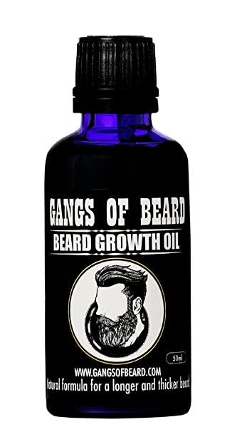Honest Amish Clic Beard Oil